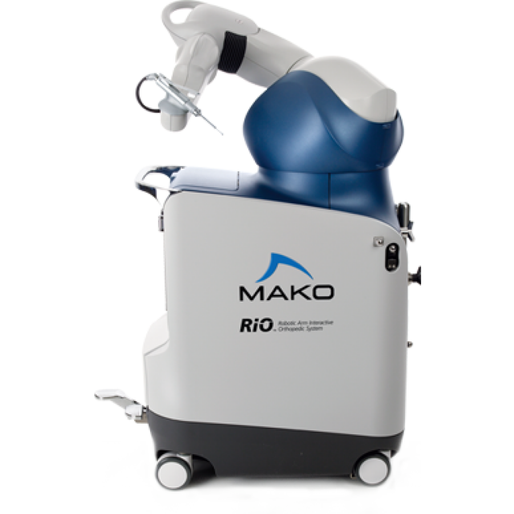 makoplasty robotic arm